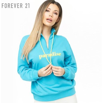 FOREVER21 Paradiseロゴパーカー