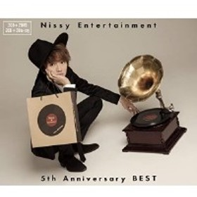 CD / Nissy(西島隆弘) / Nissy Entertainment 5th Anniversary BEST (2CD+2Blu-ray) (通常盤)