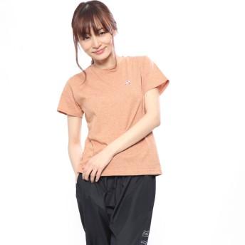 イグニオ IGNIO レディース 半袖Tシャツ ワンポイントTシャツ(半袖) LヒキソロエテンジクTSS