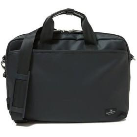 マジェスティックミル(MAJESTIC MIL) ブリーフケース SIMPLE ブラック MMB0001 ビジネスバッグ ショルダーバッグ 肩掛け バッグ 鞄