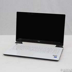 〔中古〕NEC LaVie Note Standard NS150/CAW PC-NS150CAW ホワイト 〔Windows 10〕