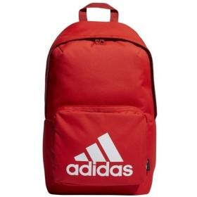 [adidas]アディダス クラシックビッグロゴバックパック (FTG23)(DV0079) アクティブレッドS19/ホワイト[取寄商品]