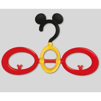 ミッキーマウス ベビーエアロハンガー 2本組 4904121300451 洗濯用品 清掃用品