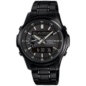 送料無料 CASIO 腕時計 LINEAGE リニエージ 電波ソーラー LCW-M300DB-1AJF メンズ 国内正規品