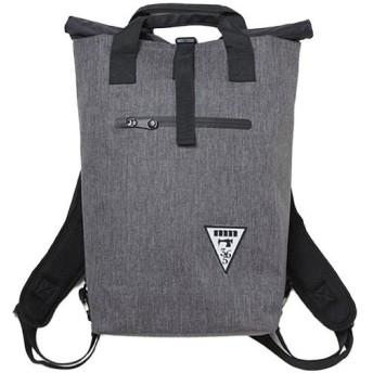 マジェスティックミル(MAJESTIC MIL) リュックサック 2way chip bag グレー mm-0002 トートリュック リュック トートバッグ バックパック 鞄 アウトドア
