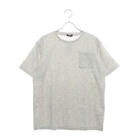 イグニオ IGNIO メンズ 半袖Tシャツ ワッフルジャガードTシャツ(半袖) MワッフルJQDTSS