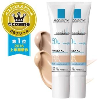 クーポン使用可能 【送料無料】LA ROCHE-POSAY ラロッシュポゼ UVイデア XL SPF50 PA++++ 30ml 敏感肌のためのスキンケアブランド - 紫外線PM2.5・花粉