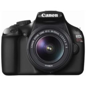 Canon デジタル一眼レフカメラ EOS Kiss X50 レンズキット EF-S18-55mm F3.(中古品)