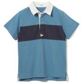 B:MING by BEAMS / キリカエ ラガーシャツ 19SS キッズ カジュアルシャツ SAX 150