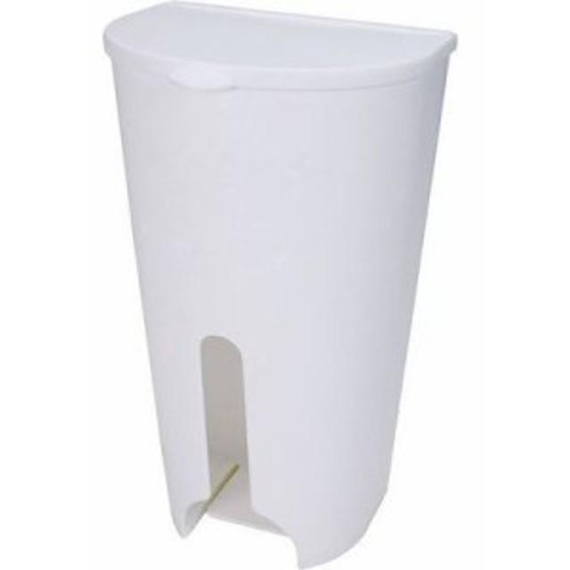 吉川国工業所 4979625159317 Mag-On ポリ袋ストッカー 吸盤付き ホワイト (レジ袋ストッカー)