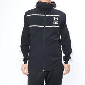 アンダーアーマー UNDER ARMOUR メンズ ウインドジャケット UA Stretch Woven Full Zip Hoodie 1331580