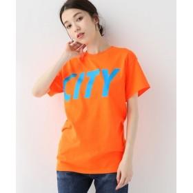 CITYSHOP 【WIND AND CITY】Tシャツ オレンジ S
