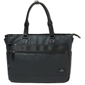 マジェスティックミル(MAJESTIC MIL) 2way トートバッグ 1ROOM-TOTE ブラック MMB0004 ビジネスバッグ ショルダーバッグ バッグ 鞄
