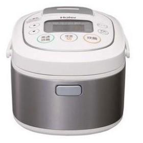ハイアール Haier 5.5合炊きマイコンジャー炊飯器 ホワイト JJ-M55D-W