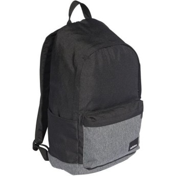 [adidas]アディダス リニアクラシックバックパック (FSX27)(DT8639) ブラック/ブラック/ホワイト[取寄商品]