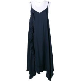 P.A.R.O.S.H. プリーツ ドレス - ブラック