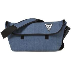 マジェスティックミル(MAJESTIC MIL) メッセンジャーバッグ Chili dog messenger ブルー mm-0004 ショルダーバッグ 肩掛け バッグ 鞄 アウトドア カジュアル
