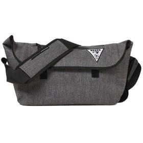 マジェスティックミル(MAJESTIC MIL) メッセンジャーバッグ Chili dog messenger グレー mm-0004 ショルダーバッグ 肩掛け バッグ 鞄 アウトドア カジュアル