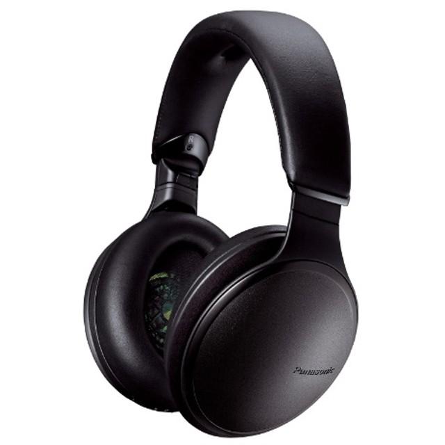 ブルートゥースヘッドホン RP-HD610N-K [ハイレゾ対応 /ノイズキャンセリング対応]