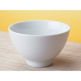 深めなので少量のだし汁、お湯でばっちり浸かるお茶漬け・雑炊・おかゆに最適な業務用白3.5