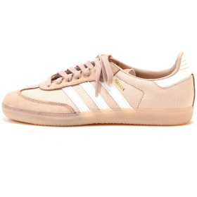 Samba Shoes ピンク1