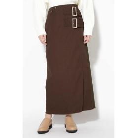 ROSE BUD / ローズ バッド パッチワークラップスカート