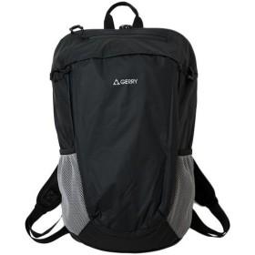 ジェリー(GERRY) リュックサック パックL ブラック GE-1502 バックパック デイパック バッグ 鞄 アウトドア