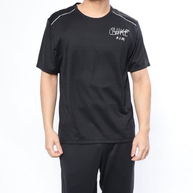 ナイキ NIKE メンズ 陸上/ランニング 半袖Tシャツ ナイキ DRI-FIT マイラー GX HB S/S トップ AT7841010