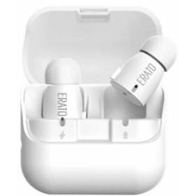 EratoオーディオVerse Trueワイヤレスイヤホン  Bluetooth互換 ホワイト色:White