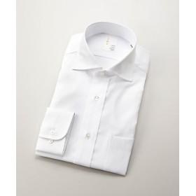 【SALE(三越)】<イムズ/IMZ> 形態安定/長袖ワイシャツ(ZMD114-200) 200・ホワイト 【三越・伊勢丹/公式】