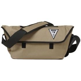マジェスティックミル(MAJESTIC MIL) メッセンジャーバッグ Chili dog messenger ベージュ mm-0004 ショルダーバッグ 肩掛け バッグ 鞄 アウトドア カジュアル