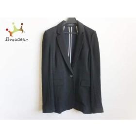 ジョセフ JOSEPH ジャケット サイズ38 L レディース 黒         スペシャル特価 20191016
