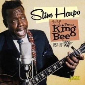 ★ CD / スリム・ハーポ / ベスト・コレクション1957-61 アイム・ア・キング・ビー
