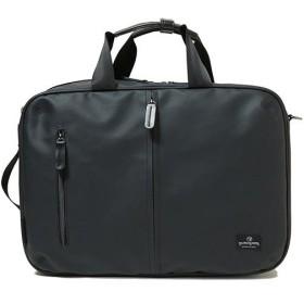 マジェスティックミル(MAJESTIC MIL) ブリーフケース 3WAYーSMART ブラック MMB0005 ビジネスバッグ リュック バックパック デイパック バッグ 鞄