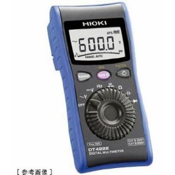 日置電機 DT4222 HIOKI デジタルマルチメータ DT4222