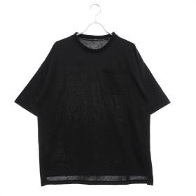 イグニオ IGNIO メンズ 半袖Tシャツ ヘビーウェイト天竺BIGTシャツ(半袖) MヘビーテンジクBIGTS