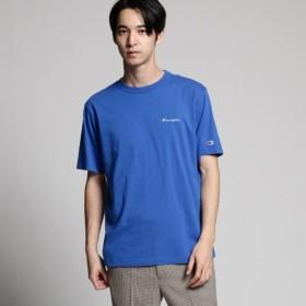[マルイ] Champion for tk. TAKEO KIKUCHI ロゴ刺繍Tシャツ/ティーケー タケオキクチ(tk. TAKEO KIKUCHI)