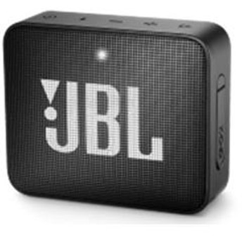 Bluetoothワイヤレス防水スピーカー JBL GO2 ブラック JBLGO2BLK