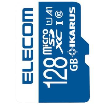 ELECOM MF-MS128GU11IKA [MicroSDXCカード 128GB] microSDXCメモリーカード