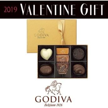 バレンタイン チョコレート ゴディバ ゴールド コレクション 7粒入