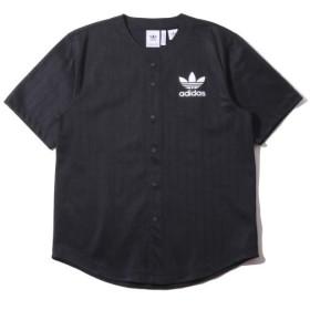 アディダスオリジナルス adidas Originals ベースボールシャツ ベースボール シャツ (BLACK/CARBON) 19SS-I