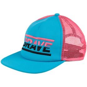 《期間限定 セール開催中》DIESEL メンズ 帽子 アジュールブルー II ポリエステル 100%