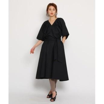 DRESSTERIOR / ドレステリア Merlette(マーレット)LANTE DRESS  コットン・ワンピースドレス