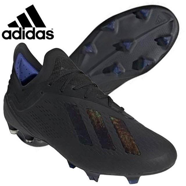 adidas アディダス エックス 18.1 FG AG サッカースパイク BB9346