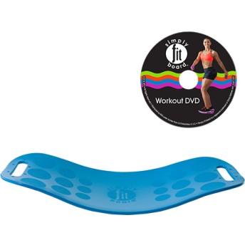 【正規品】シンプリー フィット ボード (ブルー)たった5分の簡単運動!エクササイズ ボード。<Shop Japan(ショップジャパン)公式>
