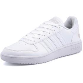 adidas(アディダス) ADIHOOPS 2.0 メンズスニーカー(アディフープス2.0) DB1085 ランニングホワイト/ランニングホワイト/グレーワン ローカット