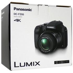 【中古】Panasonic デジタルカメラ LUMIX DC-FZ85-K ブラック 元箱あり