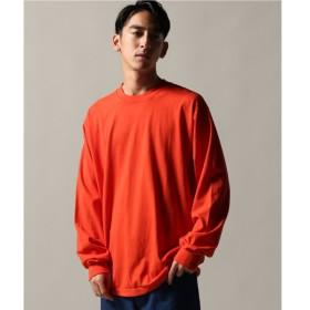 [マルイ] メンズTシャツ(LOS ANGELES APPAREL/ロサンゼルスアパレル : 6.5oz Long Sleeve Garment Dye Crew)/ジャーナルスタンダード(メンズ)(JOURNAL STANDARD MEN'S)