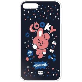 BT21 【COOKY】 ハード iPhone8Plus/7Plus クリアケース