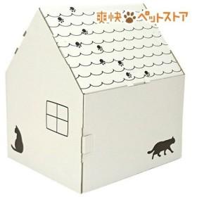キャットハウス家型 ( 1コ入 )